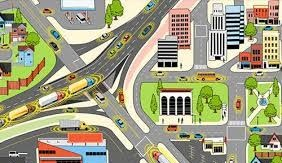 پاورپوینت بازشناخت رویکردهای نظری به فضاهای عمومی شهری